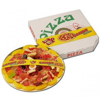 Candy pizza  23 cm