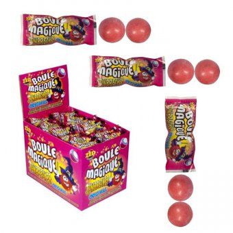 Boule magique Jawbreaker Original fruits rouges
