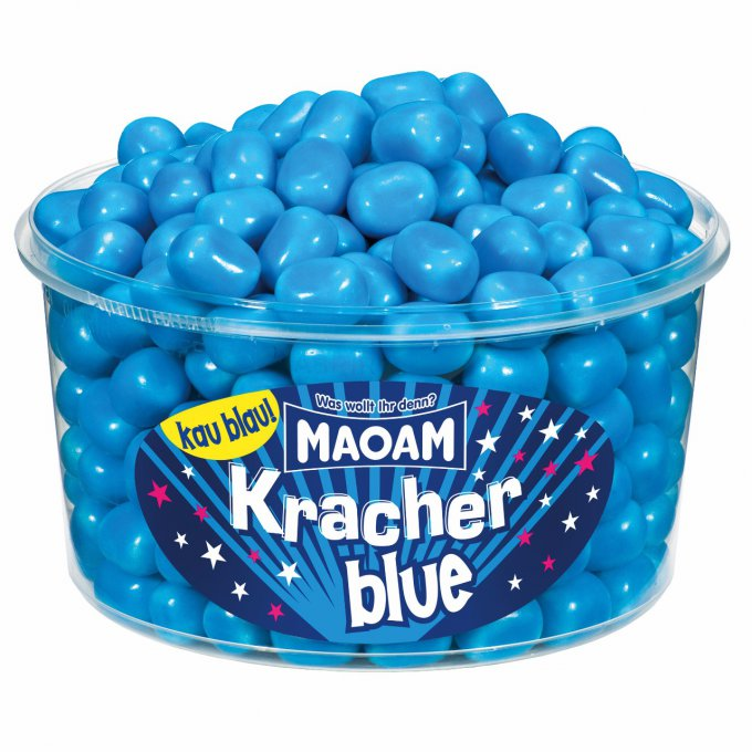 Maoam kracher blue