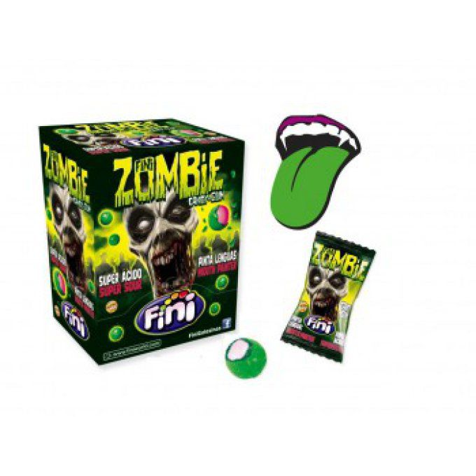 Zombie candy + gum