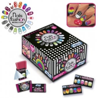 Nails Fashion chewing gum